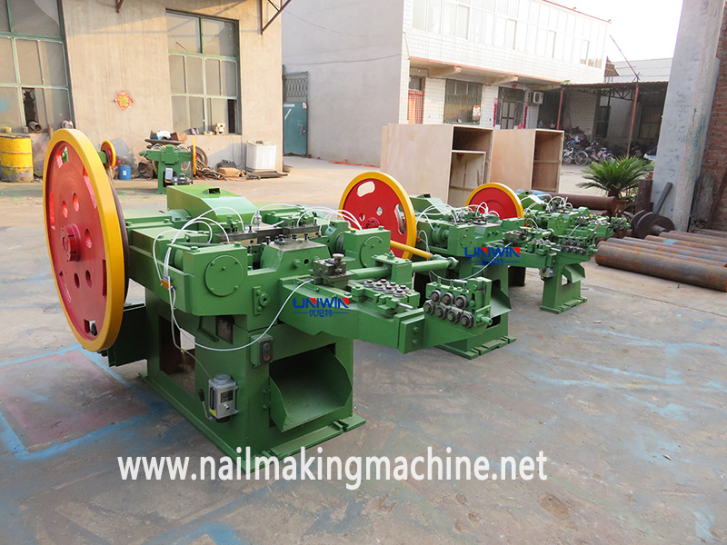 1-6 inch automatic wire nail making machine best price