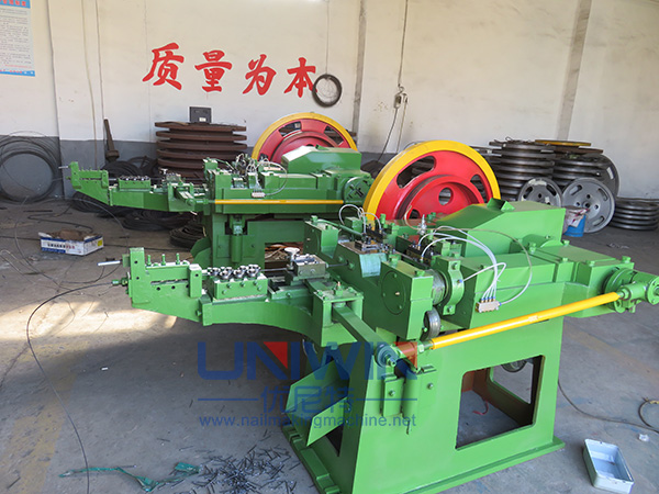 automatic nail manufacturing machine taiwan technology